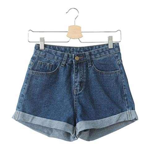 I Pantaloni Corti di Colore Solido di Estate delle Grazioso Signore 2017 Bicchierano I Pantaloni Leggeri Eleganti di Svago della Gamba della Tasca di Bermuda della Vita Alta Pantaloni Leggeri Stlie