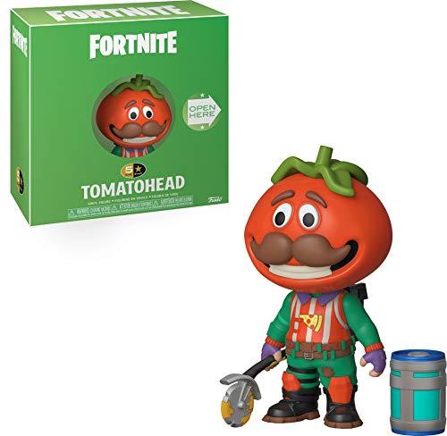 Funko 34684 5 Star: Fortnite: TomatoHead Action Figur, Multi, Standard