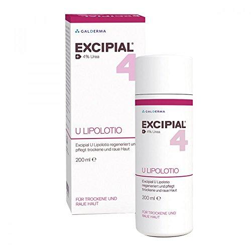 Galderma Laboratorium Excipial U Lipolotio, 1er Pack (1 x 200 ml)