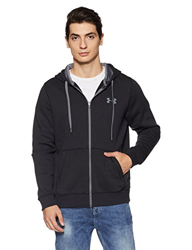 Under Armour 1302290-001 Ropa superior, Hombres, Negro, L