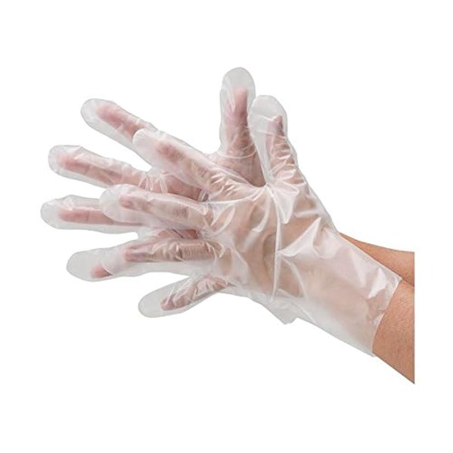 高い賢明な世界川西工業 ポリエチレン手袋外エンボス袋エコノミーM60袋 ds-1915797