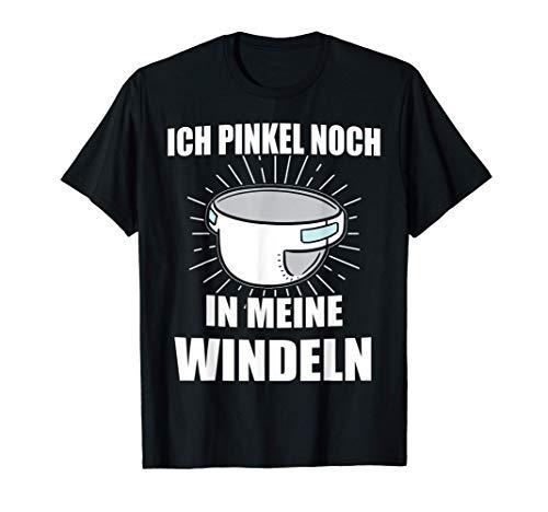 ABDL Adult Baby Windel AB DL Geschenk T-Shirt