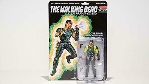 McFarlane Toys The Walking Dead Governor Normal/Bloody Vers Action Figur (Design kann variieren - A/B)
