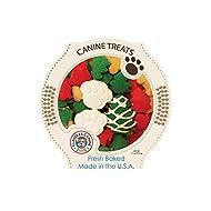 Claudia's Canine Cuisine - Santa Paws Classic Gourmet Dog Cookies