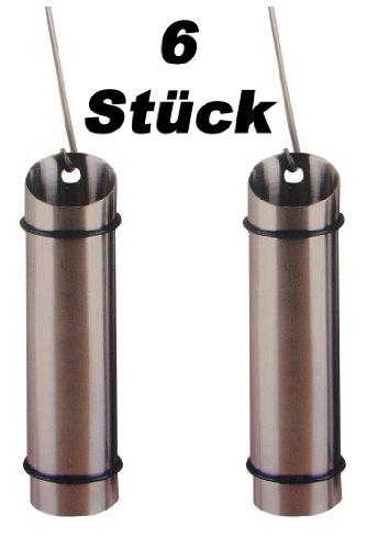 6 Stück Luftbefeuchter Wasserverdunster Luft Wasserverdunster Heizung Verdunster aus Edelstahl