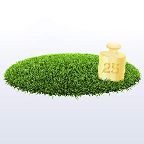 25 kg Rasensand Gartensand lehmfrei optimierte Körnung 0,5-1,6 mm