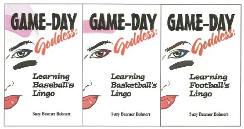 Game-Day Goddess Sports Series (Game-Day Goddess: Learning Baseball's Lingo; Game-Day Goddess: Learning Basketball's Lingo; Game-Day Goddess: Learning