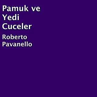 Pamuk ve Yedi Cuceler [Cotton and the Seven Curses] audiobook cover art
