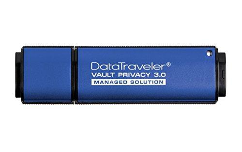 Kingston DTVP30MR 16GB Flash Speicherstick USB 3.0, blau