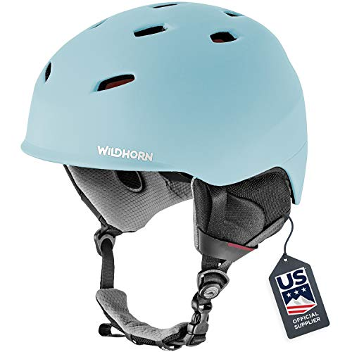 Wildhorn Drift Snowboard & Ski Helmet - US Ski Team Official Supplier -...