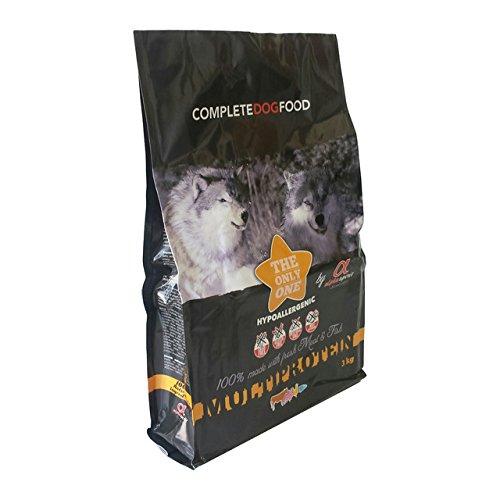 ALPHA SPIRIT Alimento Completo Seco Multiprotein Hipoalergénico para Perros Adultos - 12000 gr