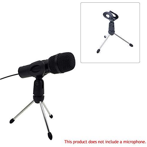 N/A NIEUWE Microfoon Mic Stand Tr Beugel Draagbare Zink Legering Desktop Tafel Verstelbare Houder