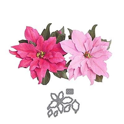 Flowers Petal Border Metal Cutting Dies Stencil Scrapbooking Photo Album Decor Paper Cards Making Decor DIY Embossing Craft