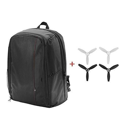 Nuevo Propeller 1Set Mochila portátil Bolsa de viaje Bolsa de transporte Estuche de transporte Hélices para Parrot Bebop 2 FPV Accesorios para drones Repuestos para drones Accesorios Repuestos (Color: