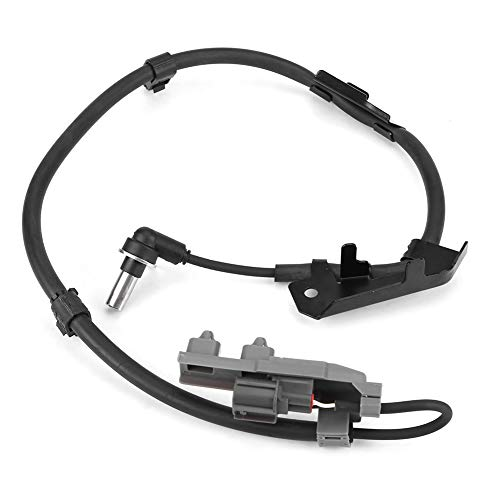 Hlyjoon Car ABS Wheel Speed Sensor Front Right 897387989 Fit for Isuzu D-Max/Rodeo Pick Up TFS77 2003 2004 2005 2006 Pick Up TFS86/TFS85 2006 2007 2008 2009 2010 2011 2012