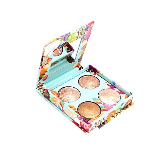 Iluminadores Maquillaje Bissu marca Beauty Creations