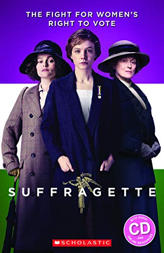 MR3. Suffragette + CD