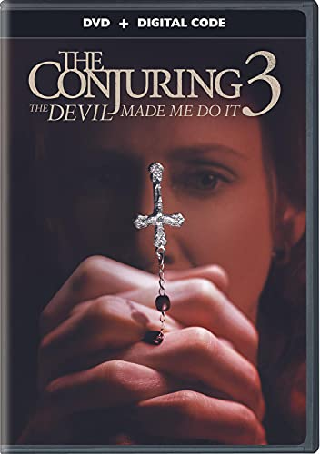 Conjuring, The: The Devil Made Me Do It (DVD + Digtal)