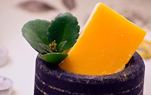 SVATV handgemachte Butter Seife Mango & Sheabutter :: 100g Bar