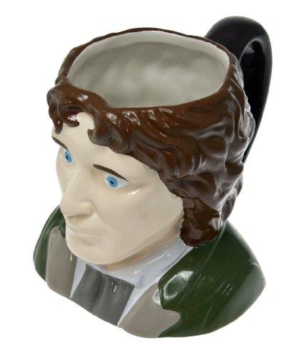 Doctor Who Ceramic 3D Mug - Paul McGann (8th Dr)