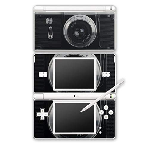 DeinDesign Skin kompatibel mit Nintendo DS Lite Folie Sticker Fotografie Kamera Objektiv