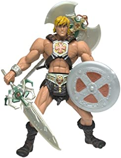 Masters of the Universe: He-Man The Most Powerful Man in the Universe Figure