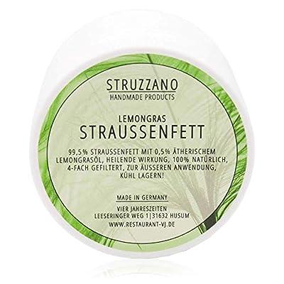 Struzzano Straußenfett vielseitige HEILENDE