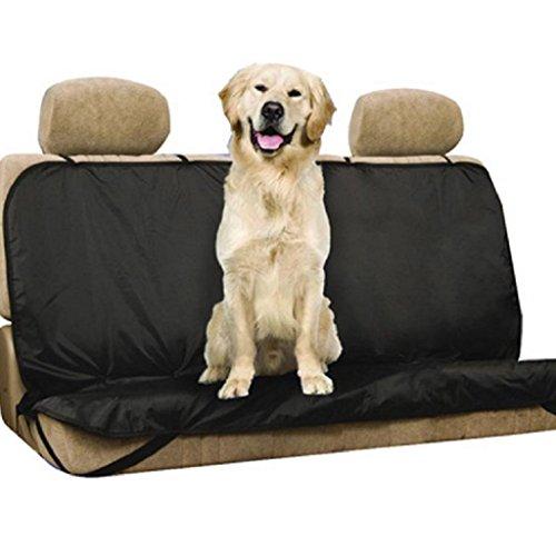 SM SunniMix Hunde Autoschondecke Anti Rutsch Haushund Autodecke Wasserdicht Sitzbezug Rücksitz Abdeckung Matte Tiertransport Zubehör