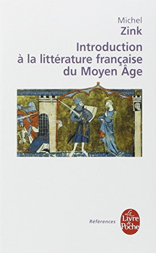 Introduction a la litterature française du moyen-age
