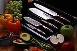 Rhineland Cutlery 5pc Gourmet Set