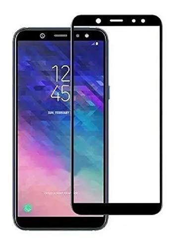 Película De Vidro 3d 5d 9d Ting p/Samsung Galaxy J8 A6 Plus