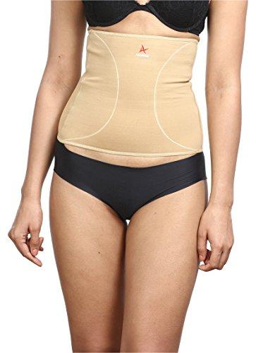 Adorna Women's Cotton Tummy Tucker (ADTT01120_BeigeMedium) - M Beige