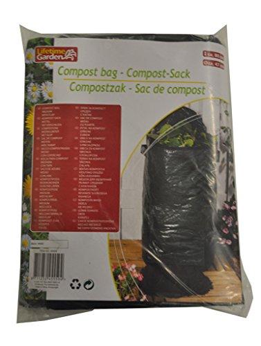 Lifetime Garden 45559Kompost Tasche 80x 47cm 130Liter