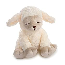 Baby Lamb Hand Puppet With Sound