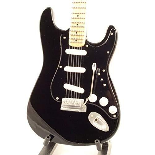 Mini Chitarra Da Collezione Replica in Legno - Pink Floyd - David Gilmour