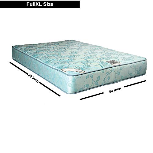 9-Inch Medium Firm Tight top Innerspring Ful   ly Assembled Double Sided Mattress, Good for The Back