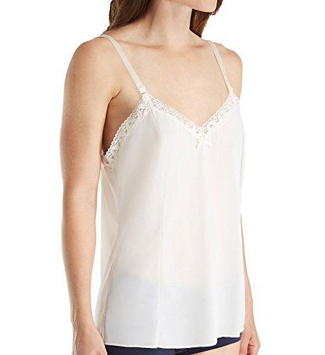 Shadowline Women's Daywear Adjustable Strap Camisole 22304 34 Ivory