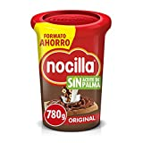 Nocilla Original-Sin Aceite de Palma: Crema de Cacao, 780g
