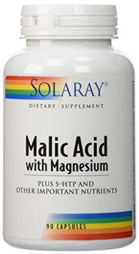Solaray Malic Acid With Magnesium | 90 CT