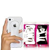 Palmo【2個セット】iPhone SE 2020(第2世代) / 8 / 7 ケース Black&White 2個 (パルモ 黒 白)