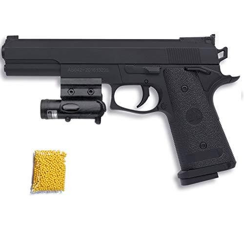 P306 Ming XING Láser - Pistola Airsoft Calibre 6mm