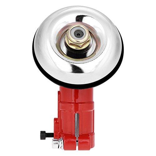 Decespugliatore Sostituisci testata Riduttore Riduttore diametro 26mm Ricambi per tosaerba Utensili da giardino Rosso (9 denti)