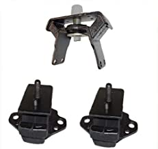 ONNURI For 1998-2004 Toyota Tacoma Pre Runner 2.4/2.7L 2WD Motor & Trans Mount 3 PCS : A4208, A4208, A7275 - K0434
