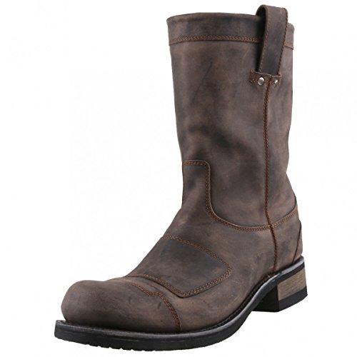 Sendra herenlaarzen 9807 grijs gevoerd, schoenmaat: EUR 46