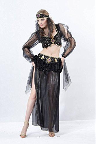 Disfraz bailarina egipcia adulta