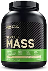 Packaging may vary - New look, with the same trusted Quality! High calorie weight gainer: 1,250 calories per 2 scoop serving 50 grams of protein per serving. Contains allergens like milk, egg, wheat(Glutamine peptides) and soy(lecithin) Over 250 gram...