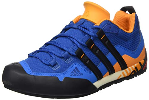 Adidas Terrex Swift Solo, Zapatillas Unisex Adulto, Azul (Blue Aq5296), 43 1/3 EU
