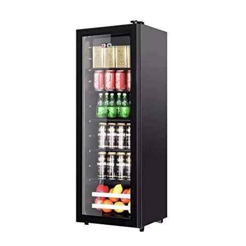 Grande capacité vin rouge Cabinet - boissons Réfrigérateur et Cooler - boissons Réfrigérateur avec porte en verre, Volume: 192L, 38db, Big boissons Réfrigérateur Cooler for la collecte de vin ou une b