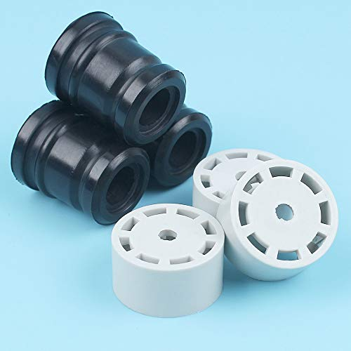Corolado Spare Parts, Av Buffer Handle Bar Annular Mount Grommet Set for Stihl 025 029 Super 039 Ms290 Ms310 Ms390 Ms250 Ms230 Ms 210 290 390 021 023