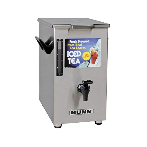 For Sale! BUNN TD4 Iced Tea Dispenser with Solid Lid